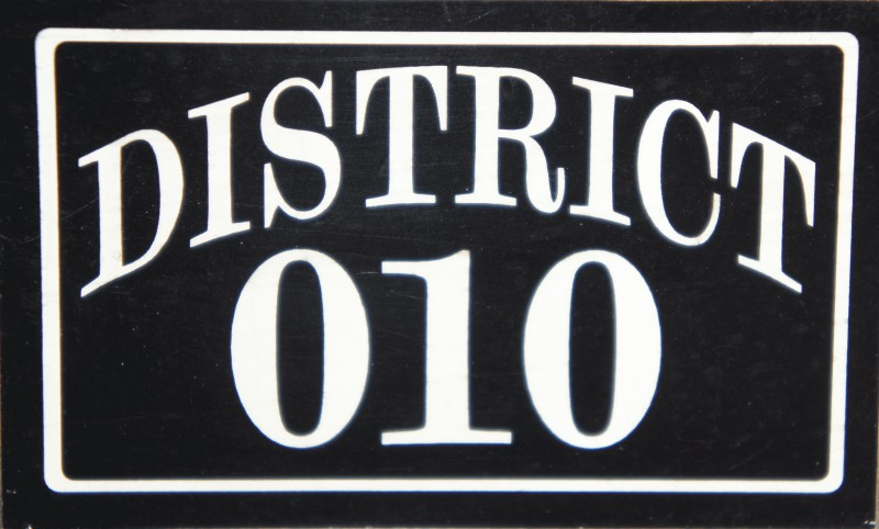 District 010